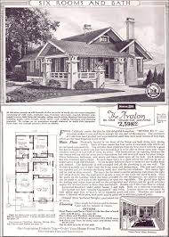 sears small craftsman house plans cottage