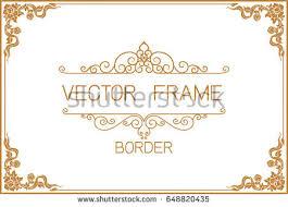 frame design vector. Modren Design Gold Photo Frame With Corner Line Floral For Picture Vector Design  Decoration Pattern Style With Frame Design