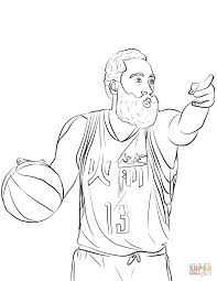 lebron james dunk drawing 3 in lebron james coloring pages