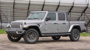 Jeep Towing Chart 2020 Jeep Gladiator Tows Trailer In Fuel Efficiency Test
