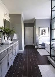 Exellent Wood Tile Flooring Bathroom Best 25 Bathrooms Ideas On Pinterest With Decorating
