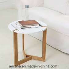 china simple design round table bamboo table coffee table china bamboo living room furniture