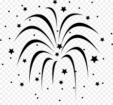 fireworks clipart black and white transparent. Simple White Fireworks Black And White Clip Art  Disney Cliparts Intended Clipart And White Transparent KissPNG