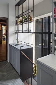 Kickass Alternatives To Traditional Upper Kitchen Cabinets Renae