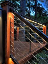 96 best stair lighting images on outdoor lighting deck railing lights ideas