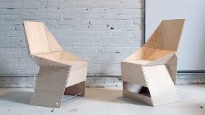 How To Make A Cardboard Chair Home Design | Kauaz
