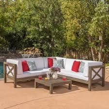 wood patio furniture. Save Wood Patio Furniture Wayfair