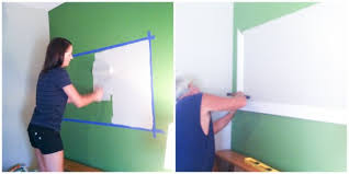 Easy DIY Wall Art Projects Paint