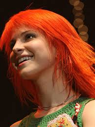 paramore s leading lady hayley williams has a beauty look as bold as her band s big hits throwing fans plenty of hair flair inspiration way before other