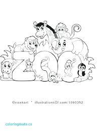 Zoo Coloring Sheet V5400 Zoo Coloring Sheets Animals Sheet For Put