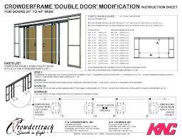 Pocket Door Dimensions Pipca Org