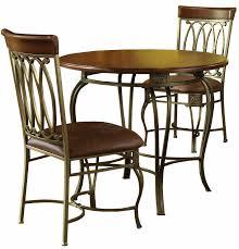 Amazoncom Hillsdale Montello Round Dining Table 36 Inch Diameter