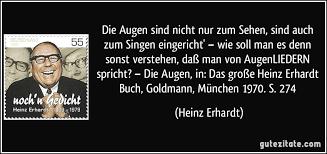 Heinz Erhardt Sprüche Abschied Poolvogel
