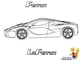 Free Coloring Pages Of La Ferrari Coloring Pages Ferrari Radiokotha