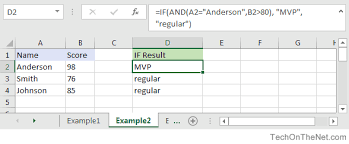 If Function Excel Ms Excel How To Use The If Function Ws