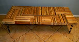 featured image of tips and tricks before reclaimed wood coffee table