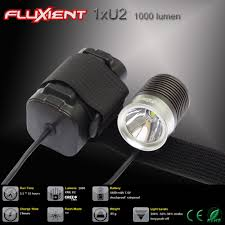 Ion 2 Bicycle Light Details About Fluxient 1000 Lumen 1xu2 Led Rechargeable Bicycle Light With Li Ion Battery