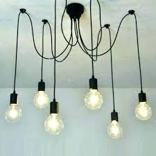 diy hanging light fixtures light hanging light bulb bulbs chandelier s bare pendant diy hanging light