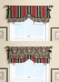 Window Valance Patterns Magnificent B48 Reversible Window Valances Sewing Pattern Butterick Patterns