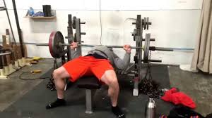 Accommodating Resistance  T NationChains Bench Press