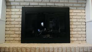 glass for fireplace door alpine gas fireplace glass door replacement