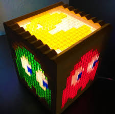 lego lighting. Pugs And Lego Pacman Light Lighting I