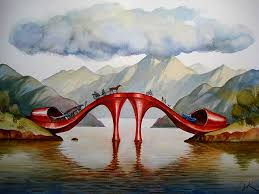 Surreal Paintings Mesmerizing Surreal Paintings By Vladimir Kush Will Have You