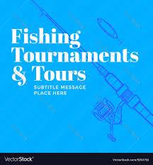 Fishing Tournament Flyer Template Fishing Tournament Flyer Template Www Topsimages Com