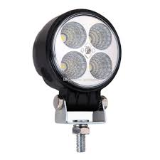 4 inch led work lamp 12w waterproof led work light car accessories ip67 led headlight for truck led spot flood light brightest work light led work light