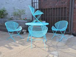 salterini outdoor furniture. 1950s salterini patio table and chairs 3 outdoor furniture 1stdibs
