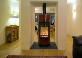 2 sided wood burning fireplace insert two sided gas fireplace logs la double sided wood burning