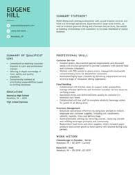 A Winning Resumes Free Online Resume Samples From Myperfectresume Com