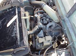 m998 hmmwv mark s tech journal engine 100a alternator front of truck is towards the left