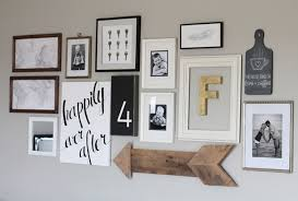 diy room decor neutral colored gallery wall width