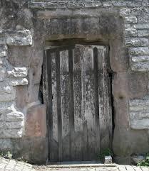 door old very