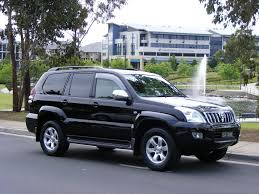 Toyota Land Cruiser Prado Spy Shots - Car Features, Pictures ...