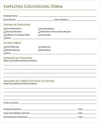 Form To Write Up An Employee 20 Employee Write Up Form Free Download Pdf Word