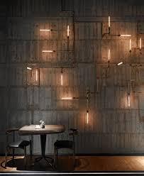 restaurants lighting. raw taiwan province of china asia restaurant u0026 bar design restaurants lighting