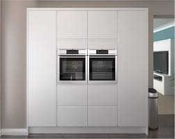 examples of tall units in kitchens
