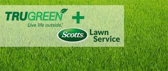 via garagespot com as scotts lawn service