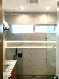 shower niche lighting shower niche lighting waterproof shower light fixture light fixture fabricated by environmental lights shower niche lighting