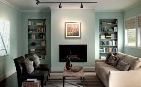 Track Lighting Living Room