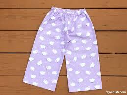 Pajama Patterns Unique Free Pajama Pant Pattern DIY Crush