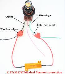 jdm astar 50w 6ohm load resistors hyper flash turn signal blink Led Load Resistor Wiring Diagram jdm astar 50w 6ohm led load resistors for led turn signal lights or led license plate lights (fix hyper flash, warning cancellor) LED Blinker Resistor Install
