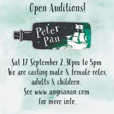 Auditions An Grianan Theatre