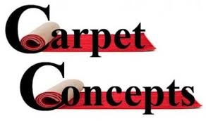 carpet company logo. carpet concepts logo company