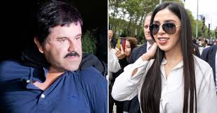 El Chapo's wife is flaunting her wealth while he's on trial