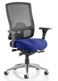 upholstered office chairs. Office Desk Chair \u2013 Dynamic Regent Mesh Back Upholstered Chairs