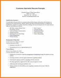 Resume Qualifications Summary Resume Qualifications Examples Fresh 100 Summary Of Qualifications 5