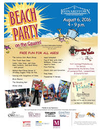 Wine And Design Leonardtown Leonardtown Maryland News Beach Party Plan Ahead